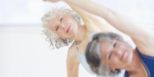 idősek jóga