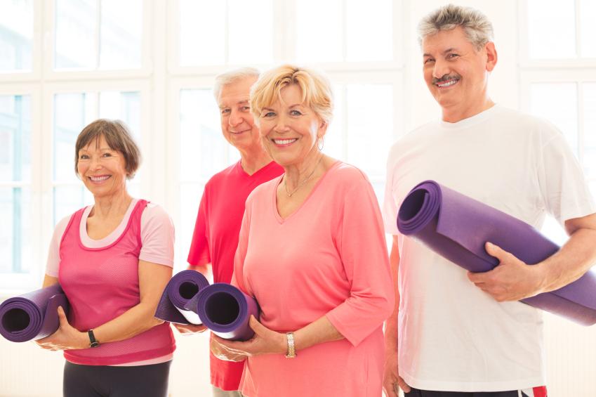 Időskori testmozgás szabályai
