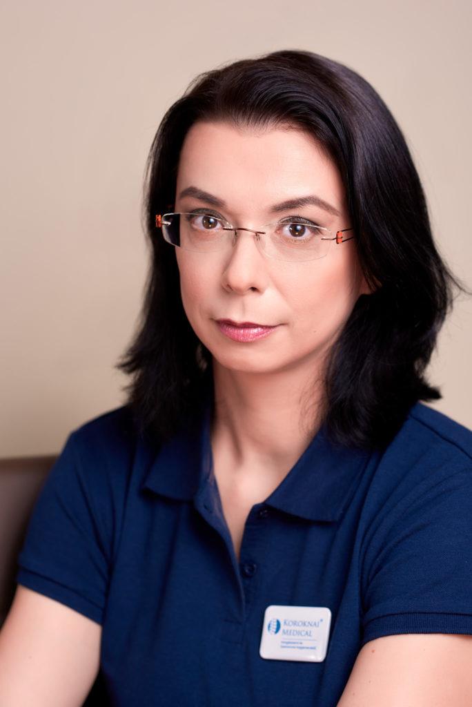 Dr. Faragó Judit.neurológusfőorvos